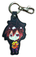 NO GAME NO LIFE - SD SORA PU KEYCHAIN