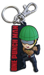 ONE PUNCH MAN - SD MUMEN RIDER PVC KEYCHAIN