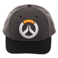 Overwatch Embroidered Logo Pre-Curved Bill Snapback