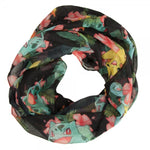 Pokemon Floral Infinity Viscose Scarf