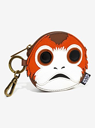 Star Wars Porg Coin Purse by Loungefly
