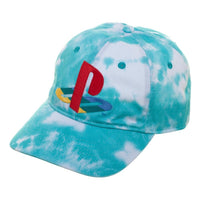 PlayStation Tie Dye Dad Hat