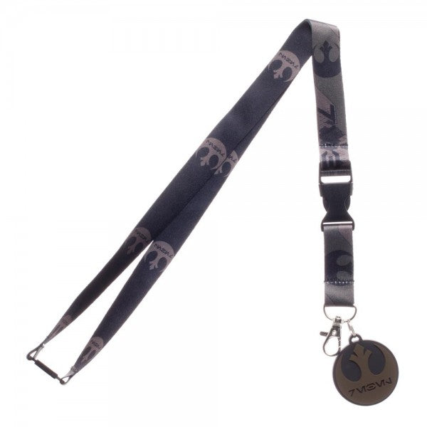 Rogue One Rebel Lanyard
