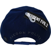 Resident Evil R.P.D. Cosplay Pre-Curved Bill Snapback