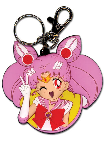 Sailor Moon Keychain - Chibi Moon