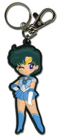 Sailor Moon Keychain - Sailor Mercury