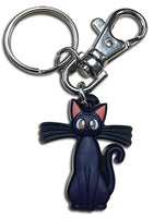 SAILOR MOON - LUNA PVC KEYCHAIN