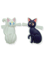 Sailor Moon Pin Set - Luna & Artemis