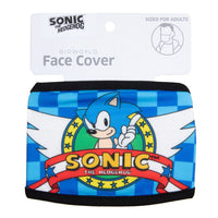 Sonic Adjustable Face Cover
