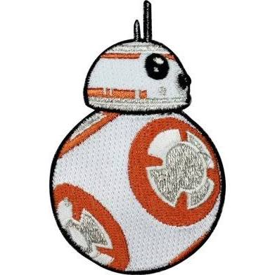 Star Wars BB-8 Embroidered Patch