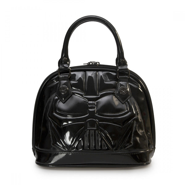 Star Wars Darth Vader Patent Mini Dome Bag by Loungefly