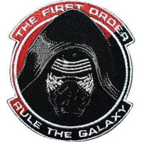 Star Wars The First Order Rule the Galaxy Embroidered Patch