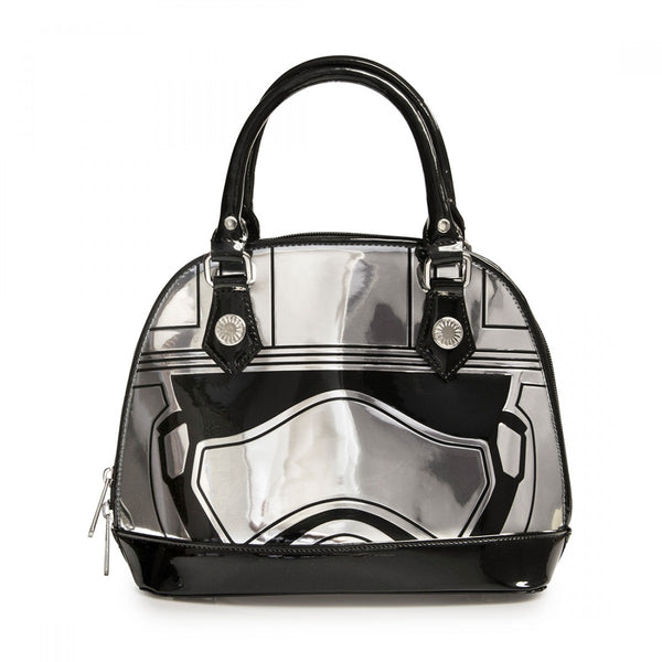 Star Wars: The Force Awakens Captain Phasma Embossed Mini Dome Bag by Loungefly