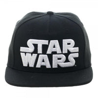 Star Wars Fiber Optic Logo Snapback