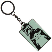 Star Wars Mandalorian The Child Keychain