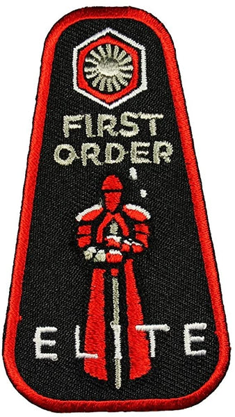 Loungefly Star Wars First Order Elite Iron On Patch