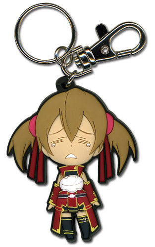 Sword Art Online Keychain - Crying Silica