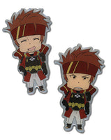 Sword Art Online Pin Set - Happy and Angry Klein
