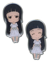 Sword Art Online Pin Set - Happy and Angry Yui