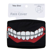 Toyko Ghoul Adjustable Face Cover