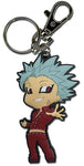 THE SEVEN DEADLY SINS - BAN PVC KEYCHAIN