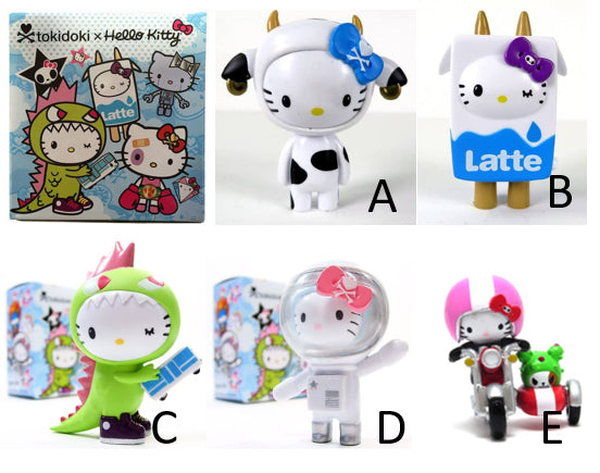 Tokidoki x Hello Kitty