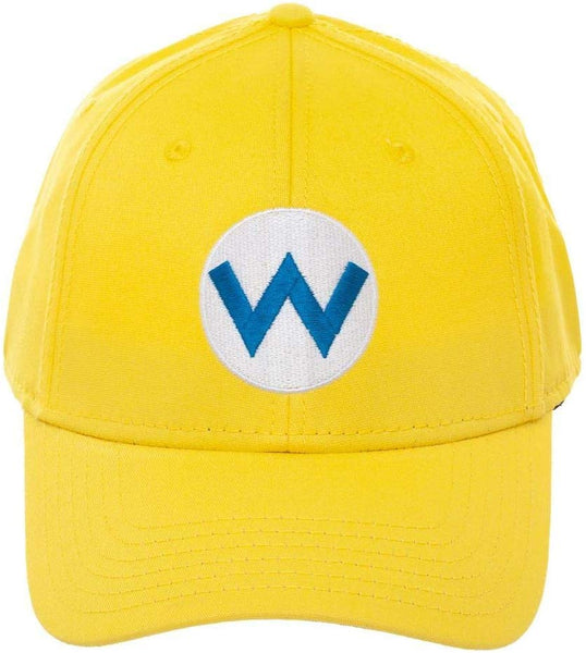Super Mario - Wario Flex Fit Hat