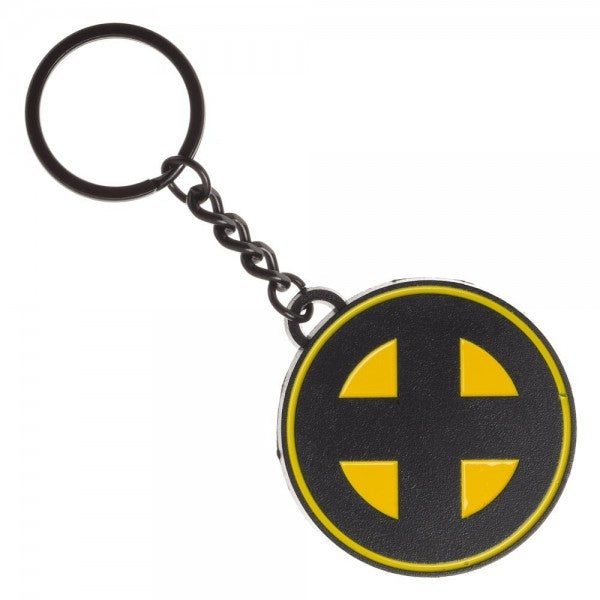 X-Men Logo Metal Keychain