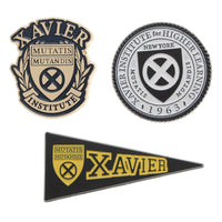 X-Men Alma Mater Lapel pin set