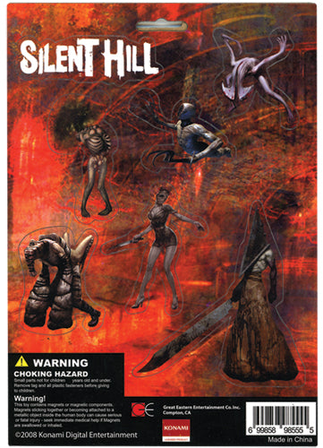 Silent Hill Homecoming Monsters Magnet Set