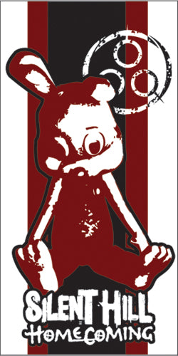 Silent Hill Homecoming Towel - Robbie The Rabbit