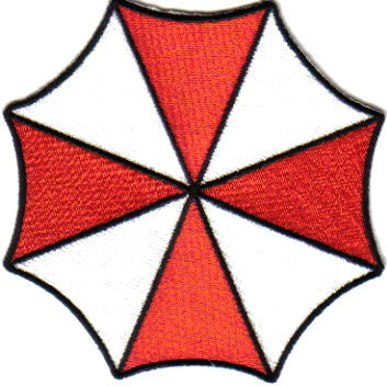 Resident Evil Patch - Umbrella Logo