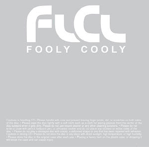 FLCL Original Soundtrack CD 1 - Addict