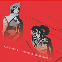 R.O.D The TV Original Soundtrack CD 2