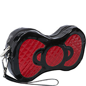 Hello Kitty Patent Bow Clutch