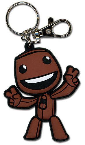 Little Big Planet Keychain - Sackboy