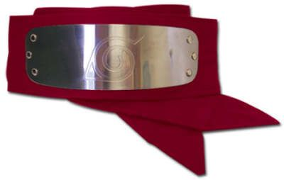 Naruto Headband - Konoha Rock Lee Version