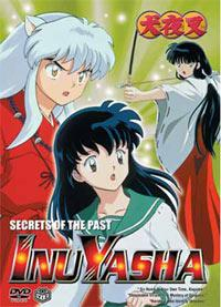 InuYasha Vol. 7: Secrets of the Past DVD