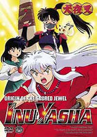 InuYasha Vol. 9: Origin of the Sacred Jewel DVD