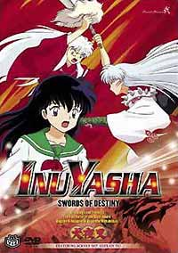 InuYasha Vol. 12: Swords of Destiny DVD