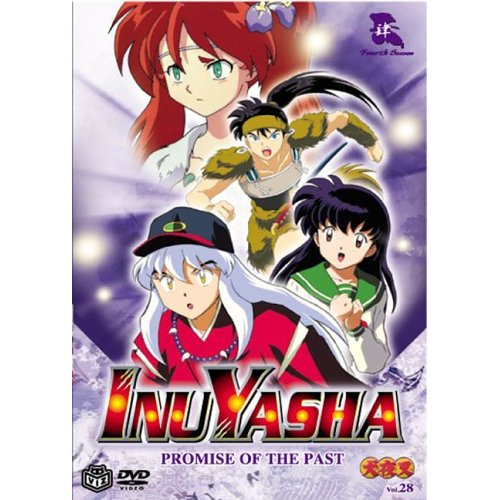InuYasha Vol. 28: Promise of the Past DVD