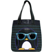 Loungefly Penguin Tote Bag