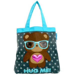 Loungefly Hug Me Bear Tote Bag