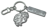 Death Note Metal Keychain - Crouched L