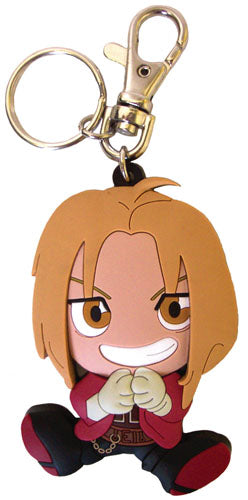 FullMetal Alchemist Super Deformed Ed Keychain