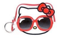 Hello Kitty Oversized Glasses Coin Bag