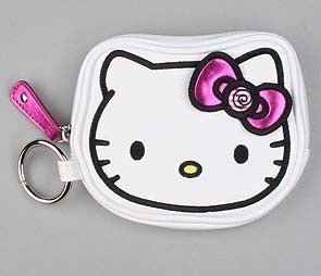 Loungefly Hello Kitty Candies Face Coin Bag