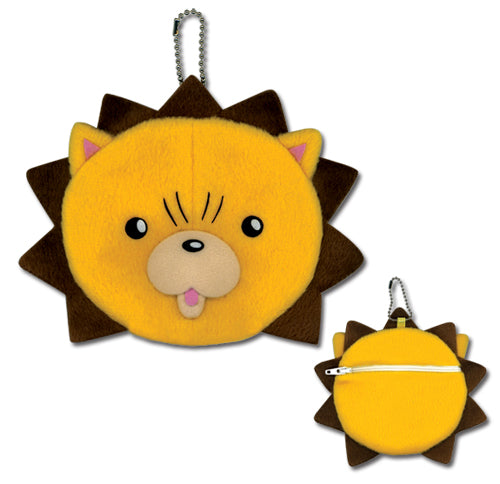 Bleach Kon Head Coin Purse