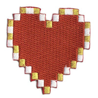 The Legend of Zelda Heart Container Patch