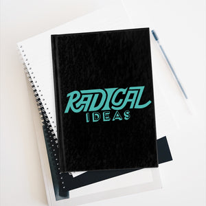 Radical Journal - Ruled Line - GVL Hustle